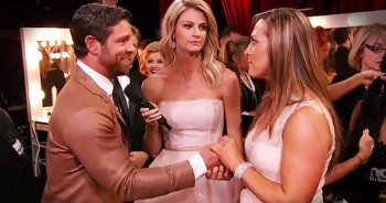 War Veteran Noah Galloway Proposes On Live TV