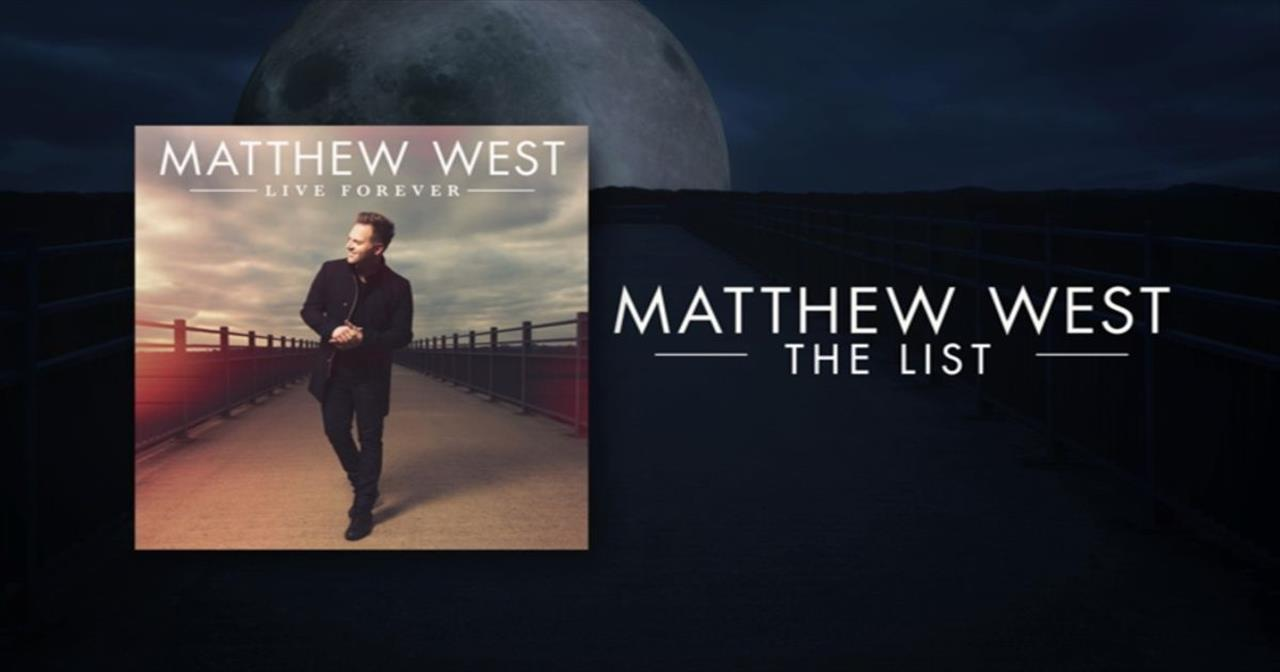 Matthew West - The List