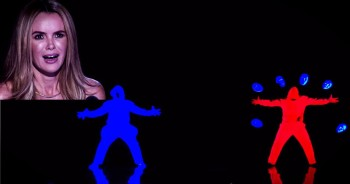 Dance Battle Between Good And Evil Will Leave Your Jaw On The Floor