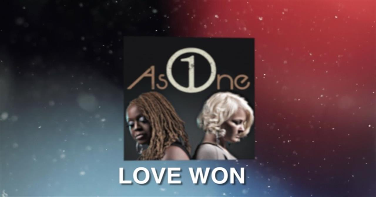 AsOne featuring Lamar Campbell and Spirit Of Praise - 'Love Won'