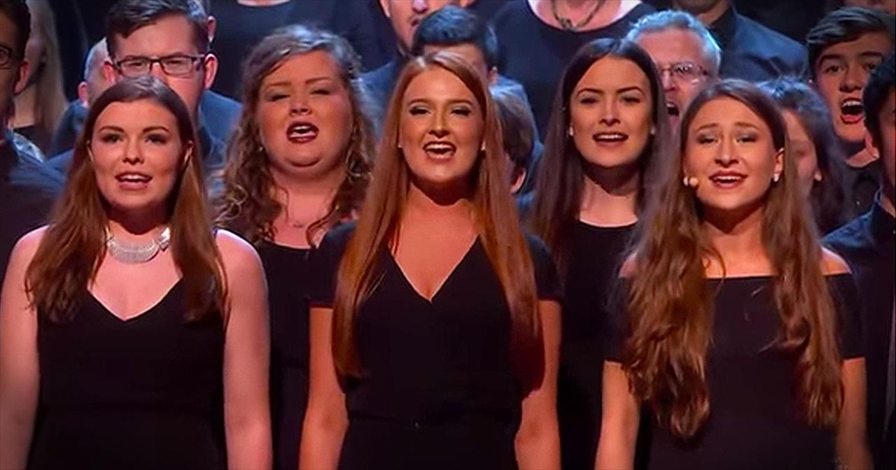 Stunning Welsh Choir Will Send Chills Straight Up Your Spine