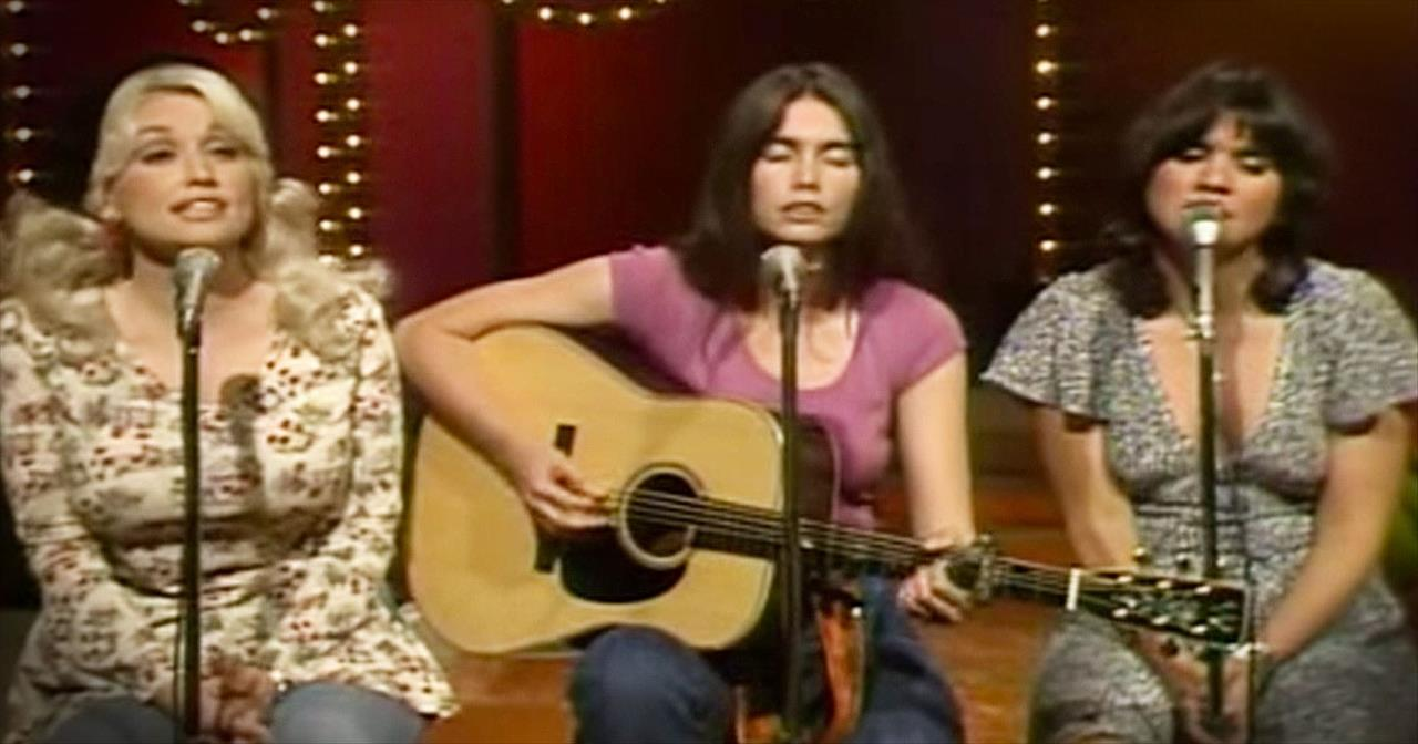 Dolly Parton, Linda Ronstadt And Emmylou Harris' Soul-Stirring Performance Of 'The Sweetest Gift'