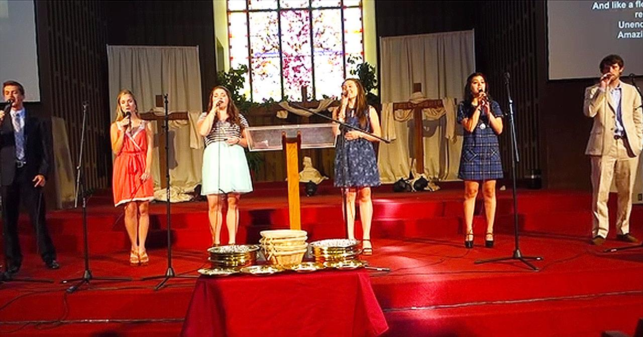 A Cappella 'Amazing Grace' Will Completely Cover You In Chills