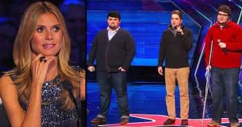 Goofy Boy Band Completely STUNS The Judges With Harmonious Audition