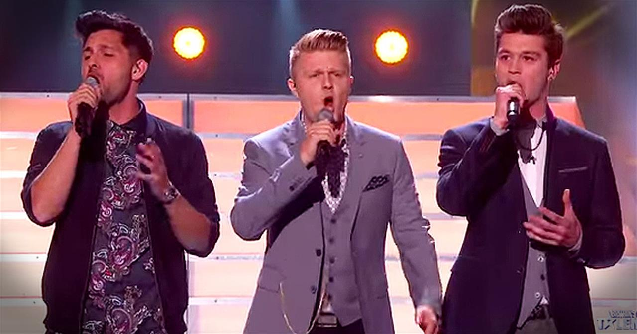 Talented Tenors Will Leave Your Jaw On The Floor