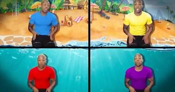 Epic Disney Mash-Up Brings On The BIGGEST Smile
