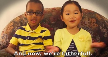 Fatherless Children Now Have 2 Loving Fathers