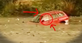 God Sends Miracle For Woman Drowning In SUV
