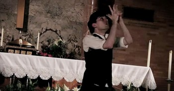 Stunning Dance Routine To 'Worn' From Tenth Avenue North