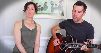 Beautiful Father-Daughter Song From JJ Heller Will Leave You In Tears