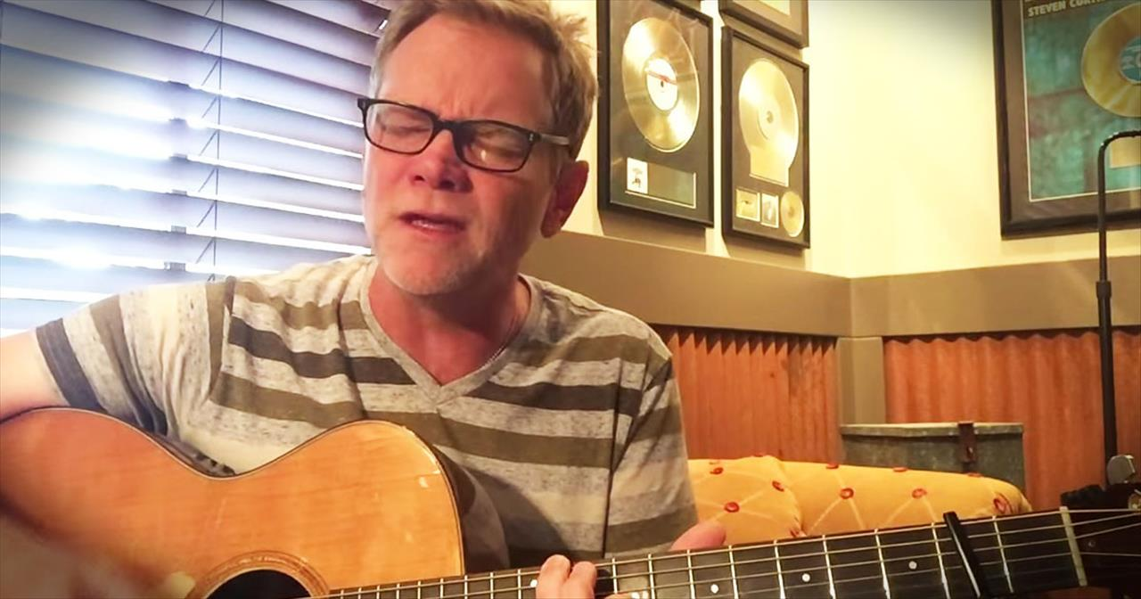 'Charleston' – Steven Curtis Chapman Sings Emotional Prayer