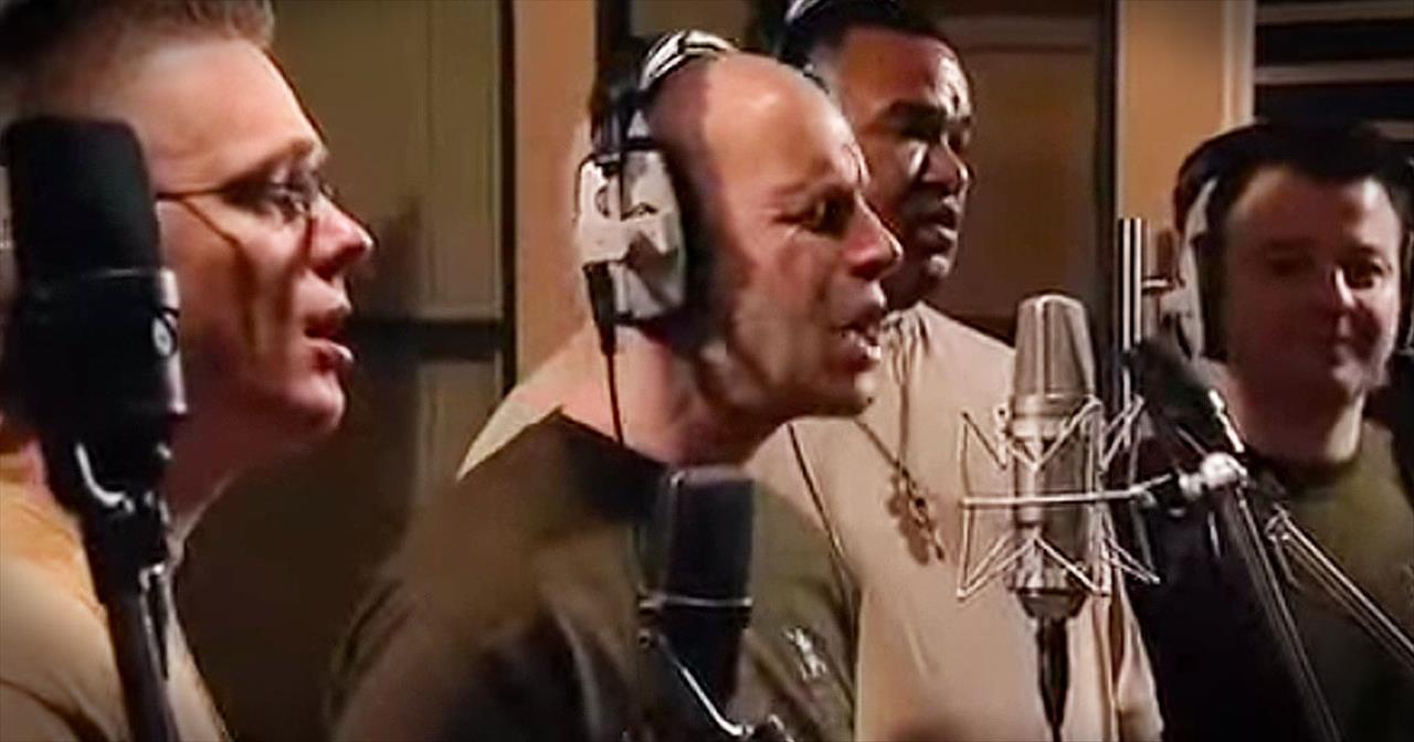 5 Veterans Sing Inspiring Rendition Of 'Coming Home'