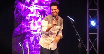 Christian Comedian John Crist Remembers Church Dance From Childhood