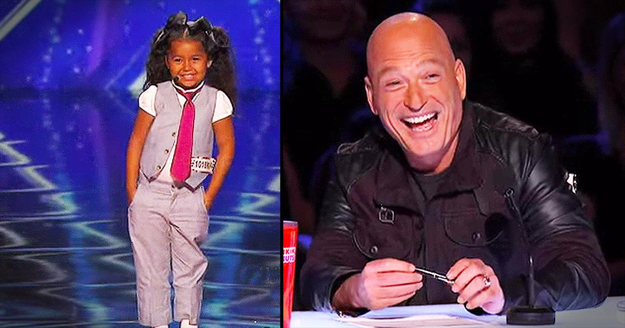 Adorable 5-Year-Old Warms The Judges Hearts With 'In Summer' From Frozen