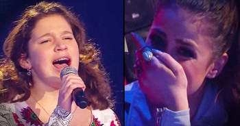 Young Girl's Andrea Bocelli Audition Leaves The Judges In TEARS