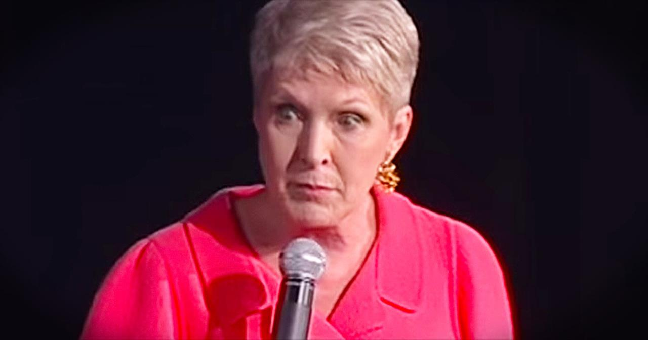Jeanne Robertson Warns Us To Never Take The Hotel Room Key. LOL!