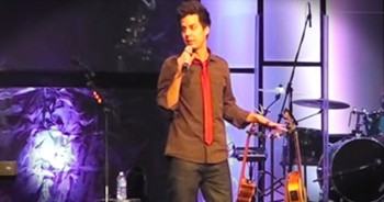 Christian Comedian Hilariously Discusses Growing Up As A Preacher's Son