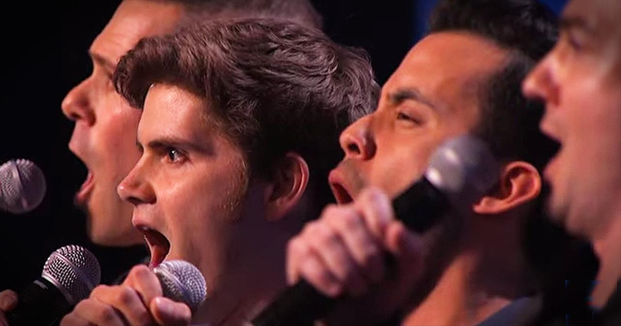 Boy Band STUNS Judges With Opera Performance