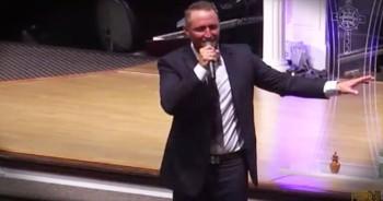 Southern Gospel Singer Sings Heartfelt Song About Seeing Friends In Heaven