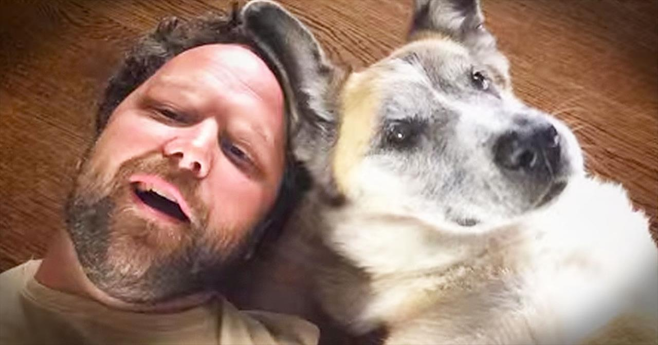 Man Helps Faithful Dog Complete Bucket List