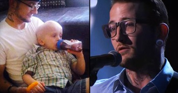 Singer Delivers Emotional Country Song To Baby Boy Lost To Cancer