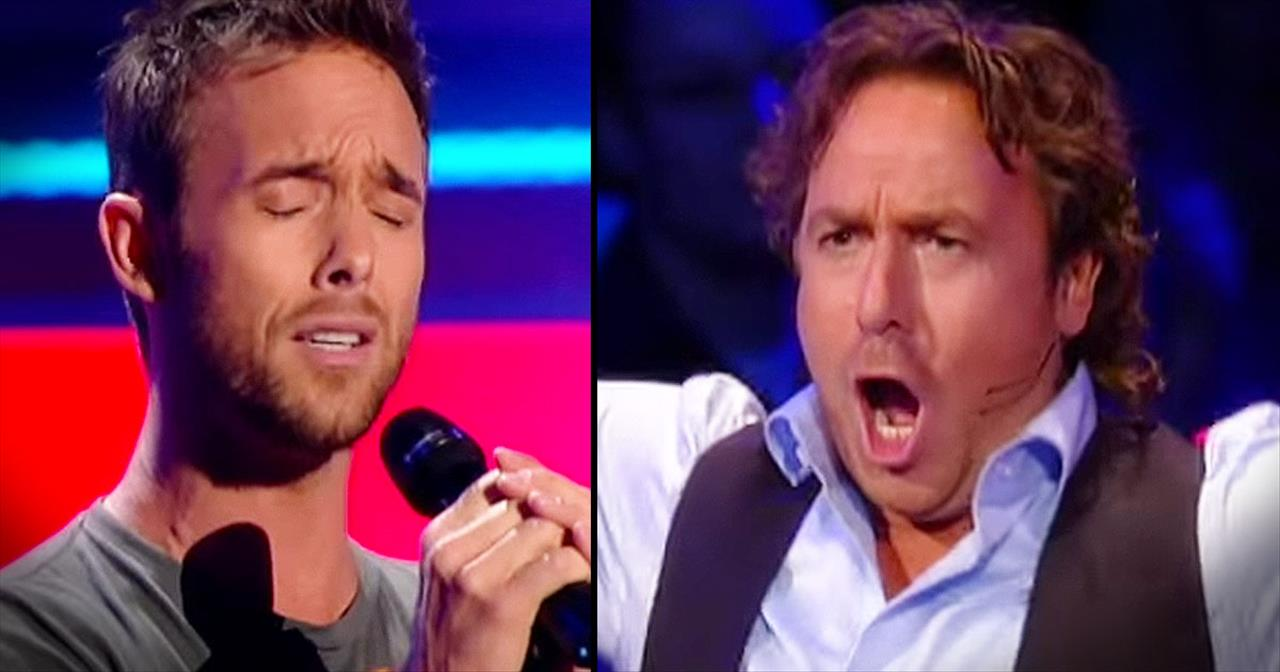 12 Seconds In, Every Judge Turns Around For Man Singing 'This Is A Man's World'