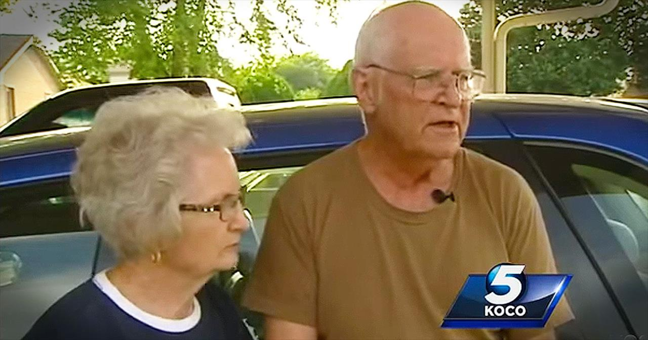 Elderly Firefighter Forgives Men Who Robbed Him And Ran Over His Leg