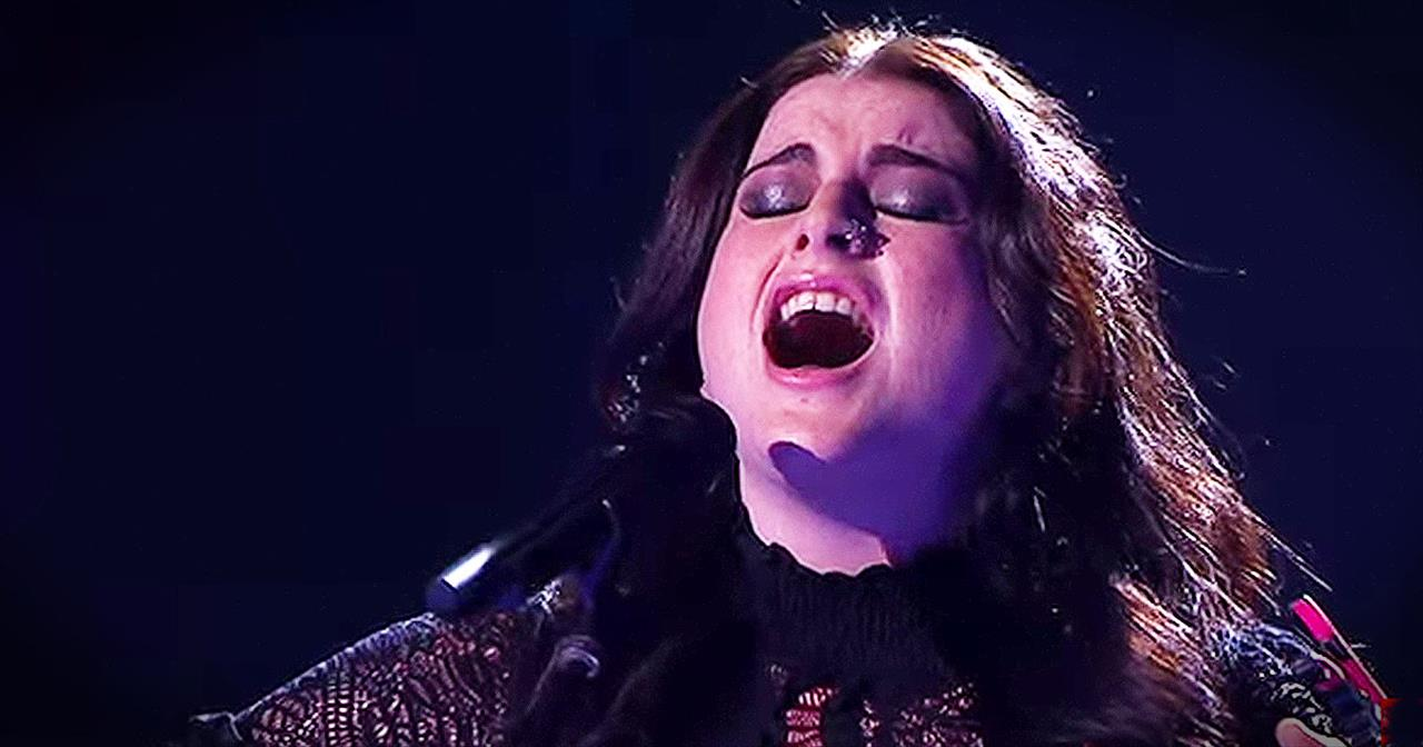 Girl With Unique Voice Sings 'Hallelujah' And Leaves Judges Speechless