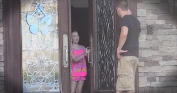 Children Let Stranger Into Their Home In Shocking Social Experiment