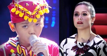 Little Boy Brings The CHILLS With 'Amazing Grace' Audition