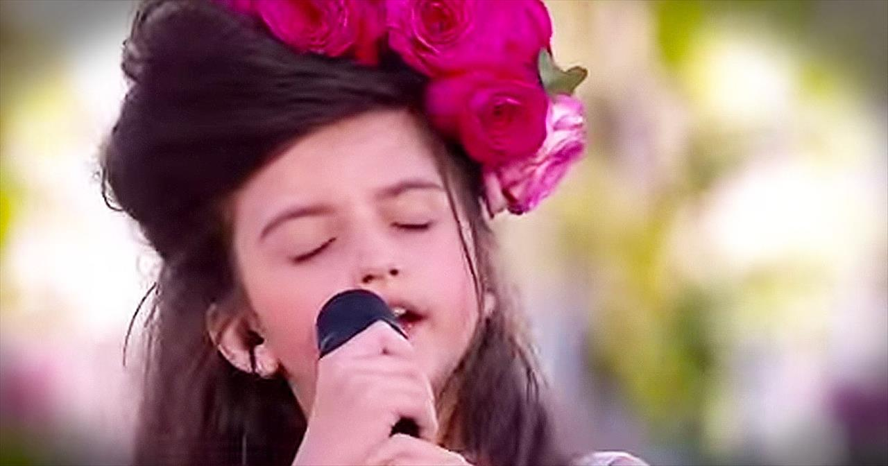 8-Year-Old Brings Audience To Tears With Haunting Rendition Of 'What A Difference A Day Makes'