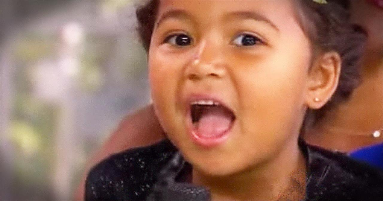 Blessed 5-Year-Old Sings Gospel Classic And Leaves Everyone In TEARS!