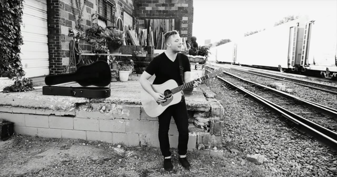 John Tibbs - Dead Man Walking (Acoustic Performance)