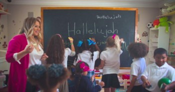 Joy Enriquez - Hallelujah (featuring Lindsey Stirling)