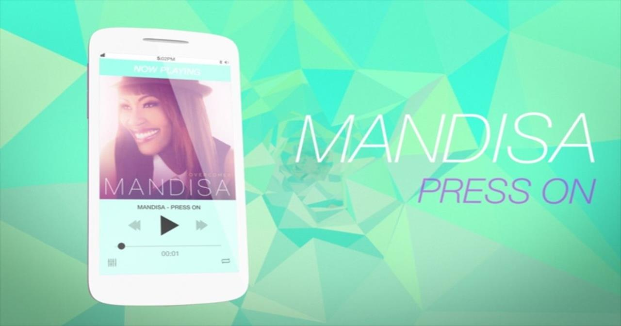 Mandisa - Press On