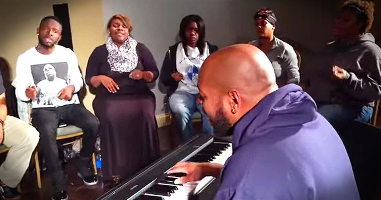 'Lord, I Lift Your Name On High' – Group's MercyMe Cover Will Give You CHILLS!