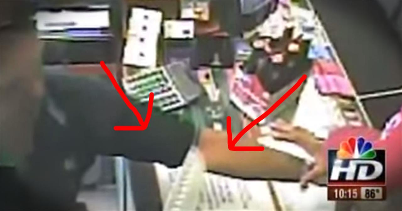 Robber Picks The Wrong Store When He Finds Marine That Fights Back