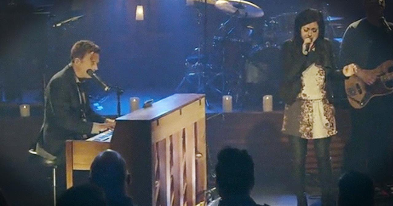 'The One That Really Matters' – Live Duet From Michael W. Smith And Kari Jobe