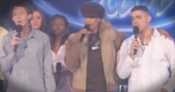 American Idol Contestants Sing Tearful Rendition Of 'God Bless The USA'