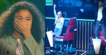 Young Girl's Heartfelt Audition Completely Broke Everyone Down!