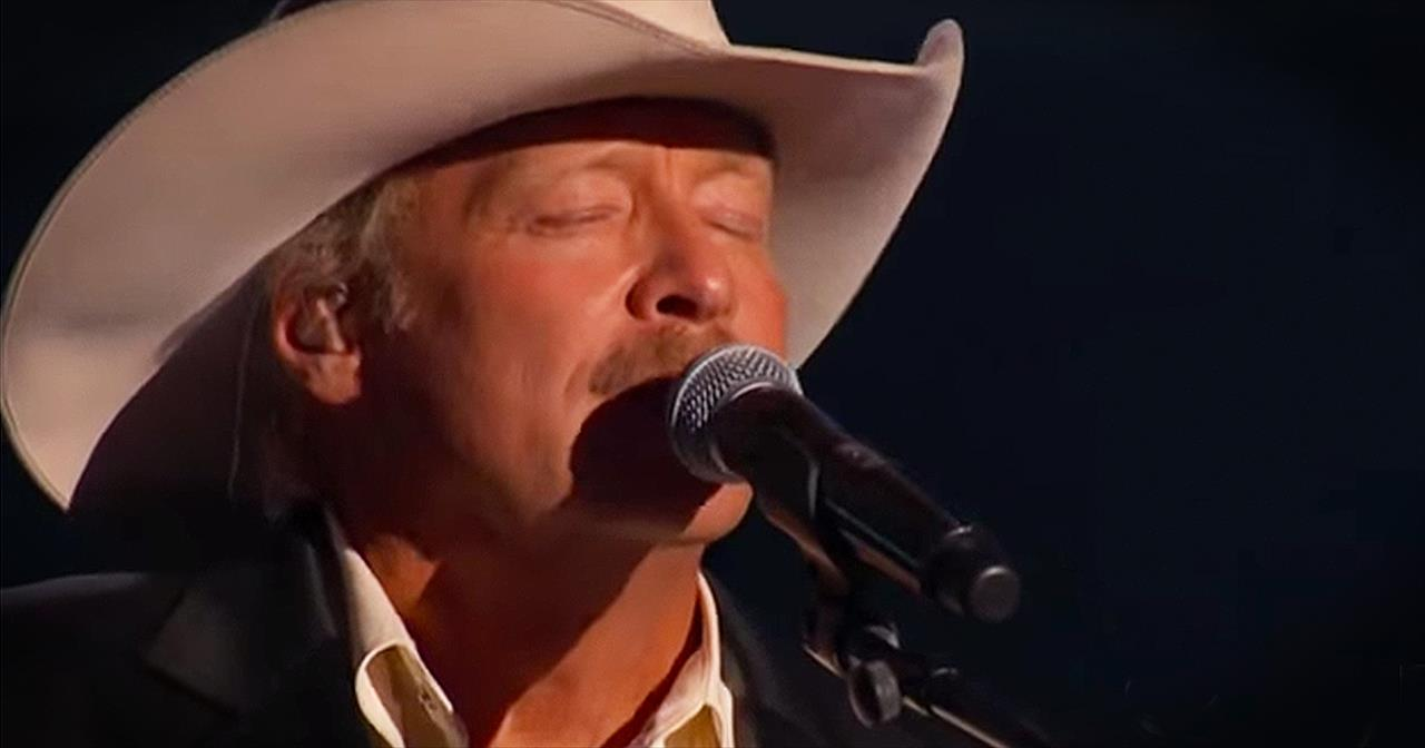 Powerful Alan Jackson Performance   U0027The Old Rugged Crossu0027   Christian  Music Videos