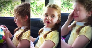 She's About To Be A Big Sister And Her Reaction…SO Precious!