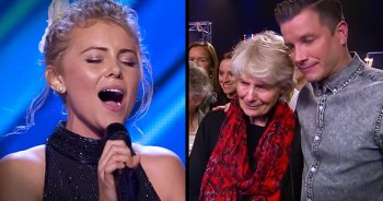 Woman Stops The Judges In Their Tracks With Beautiful Tribute To Her Father