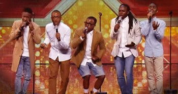 Church Boys' Audition Has The Judges All In Smiles