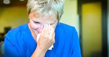 NICU Nurse Weeps Over Heartfelt Video. Now I'm Crying Too!