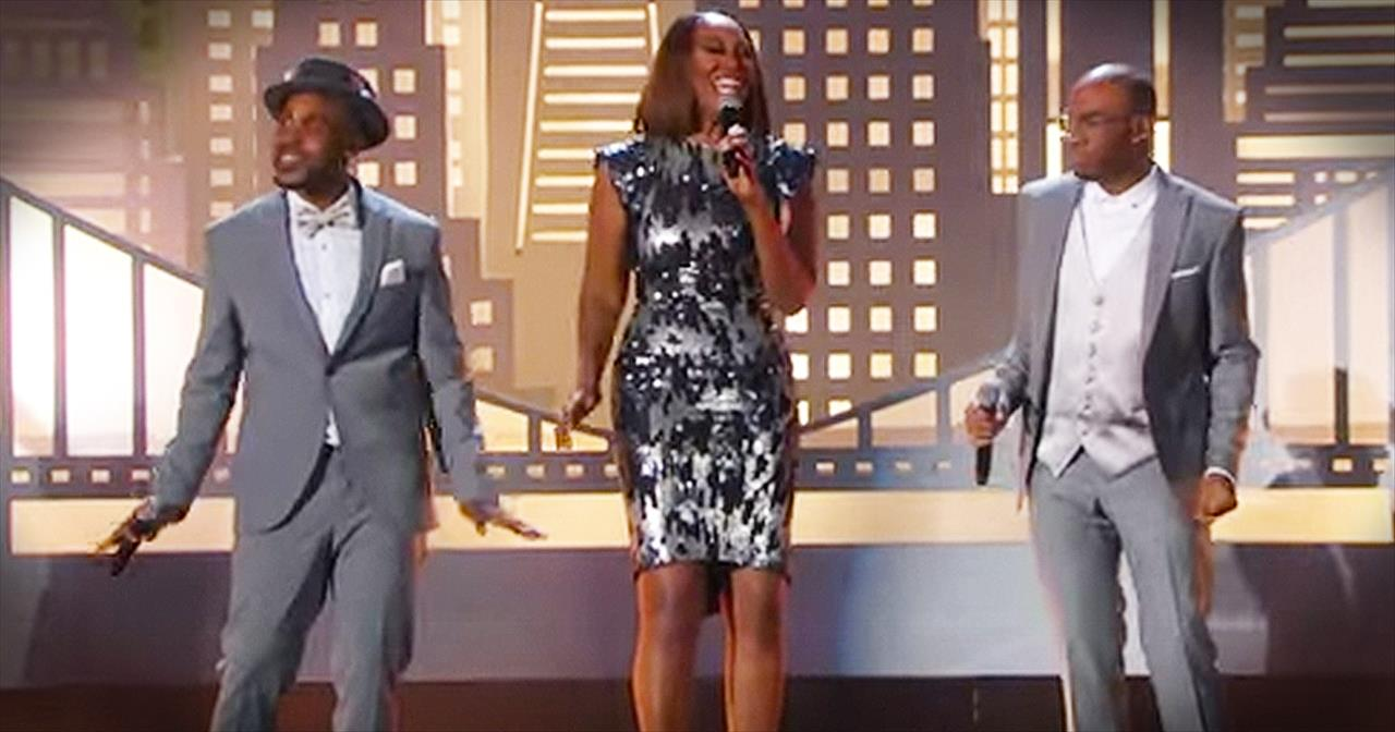 Yolanda Adams And Choir Join The Craig Lewis Band For SHOW-Stopping Performance