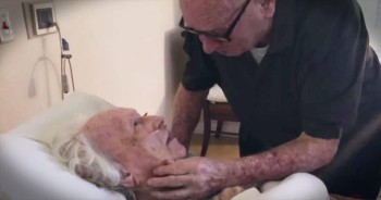 He's Singing To His Dying Wife, And The Song Left Me In Tears!