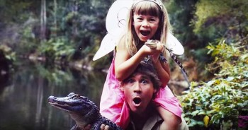 Bindi Irwin Dances For Her Late Father…I'm Smiling Through Tears!