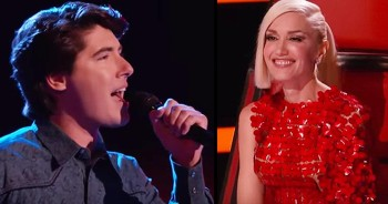 This Country Crooner Had ALL 4 Judges Stunned. WOW!