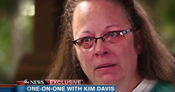 Kim Davis Answers About God, Marriage, And Hypocrisy